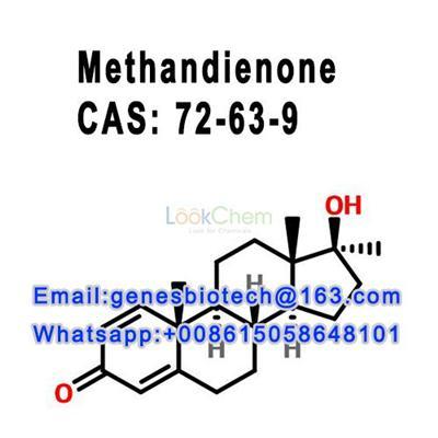 Methandienone CAS 72-63-9