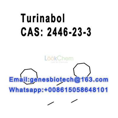 4-chlorodehydromethyltestosterone \ Turinabol CAS 2446-23-3