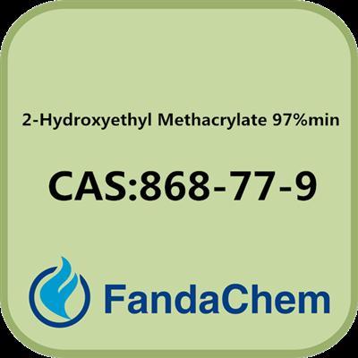 2-Hydroxyethyl methacrylate(HEMA)97%, CAS: 868-77-9