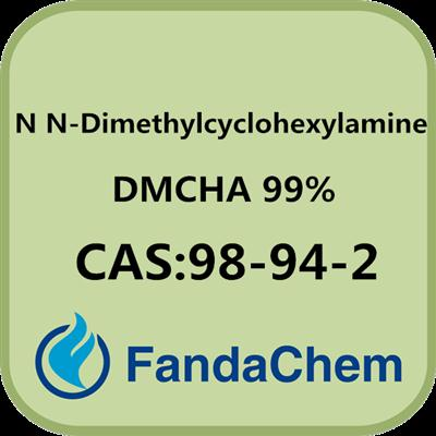 N,N-Dimethylcyclohexylamine(DMCHA),CAS: 98-94-2