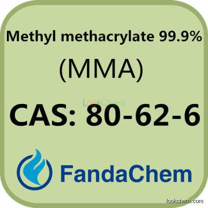 Methyl methacrylate 99.9% (MMA), CAS:80-62-6