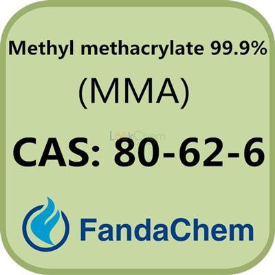 Methyl methacrylate 99.9% (MMA), CAS:80-62-6