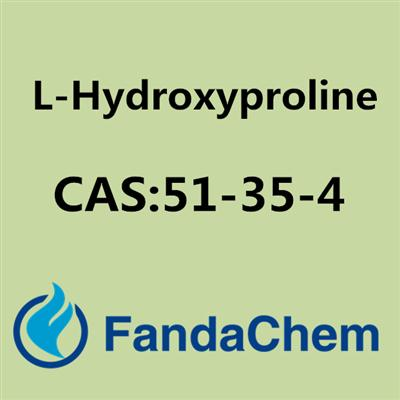 L-Hydroxyproline, CAS NO: 51-35-4