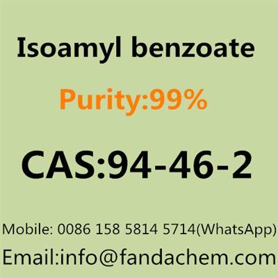 Isoamyl benzoate 99%, CAS:94-46-2 from Fandachem