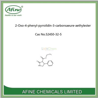 high purity  ethyl 2-oxo-4-phenylpyrrolidine-3-carboxylate  cas no.13001-40-6