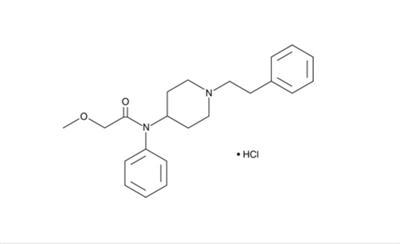 Methoxyacetyl fentanyl (hydrochloride)