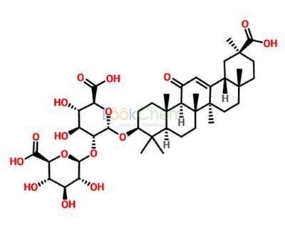Glycyrrhizinic acid 98% Purity