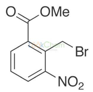 Methyl 2-bromomethyl-3-nitrobenzoate Manufacturer/High quality/Best price/In stock CAS NO.98475-07-1