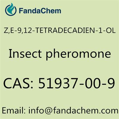 Z,E-9,12-TETRADECADIEN-1-OL, CAS NO: 51937-00-9