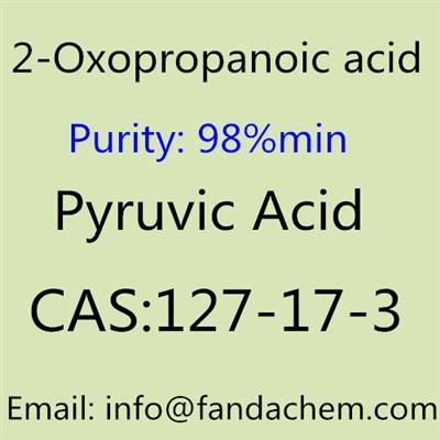 Pyruvic Acid/2-Oxopropanoic acid 98%min,CAS NO: 127-17-3