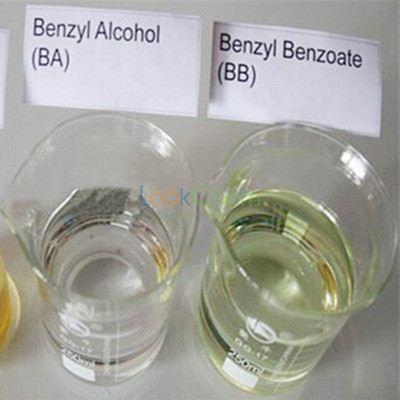 Pharma Grade Solvent Benzyl Alcohol BA with 99% purity
