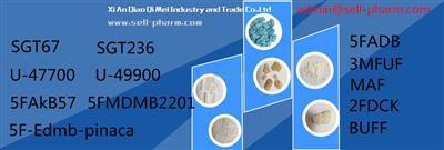 Lenalidomide/MAF/BUFF/FUEF/3MFUF/2FDCK/U-49900/SGT67/SGT263/5FADB/FUB-AMB/ADBF/5F-Edmb-pinaca/BK-EBDP