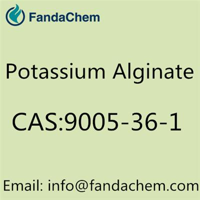 Potassium Alginate, CAS NO:9005-36-1