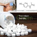 4-Acetamidophenol Pharmaceutical Raw Materials Paracetamol for Relieving Pain CAS:103-90-2