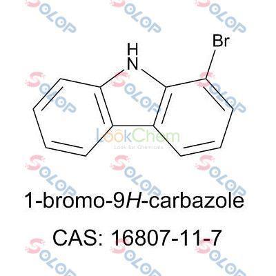 SOLOP WUHAN 1-broMo-9H-carbazole 1-broMocarbazole -broMo-9H-carbazole