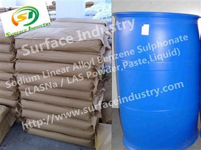 Surfactant Sodium Linear Alkyl Benzene Sulphonate,LASNa / LAS Liquid,Paste,Powder