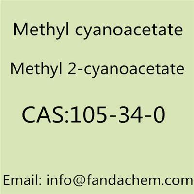 Methyl cyanoacetate, CAS NO: 105-34-0