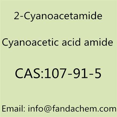 2-Cyanoacetamide cas no:107-91-5