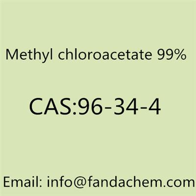 Methyl chloroacetate 99%, CAS NO: 96-34-4