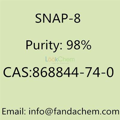 SNAP-8 98% CAS NO.868844-74-0 from Fandachem