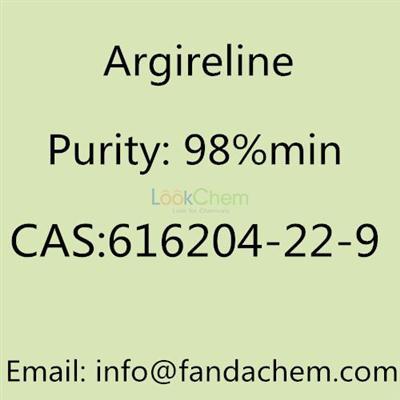 Argireline 98%min CAS NO: 616204-22-9 from Fandachem