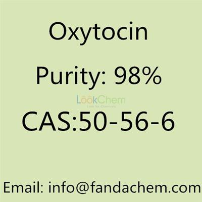 Oxytocin CAS NO: 50-56-6 from Fandachem