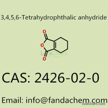 3,4,5,6-Tetrahydrophthalic anhydride CAS NO: 2426-02-0