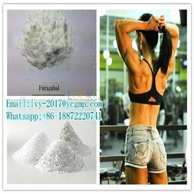 Best Selling White Needle Crystal Or Powder Furazabol CAS 1239-29-8