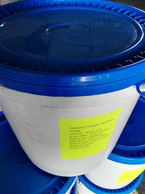 Buy Tin Oxide (SnO2) CAS 18282-10-5 At Factory Price From China Suppliers