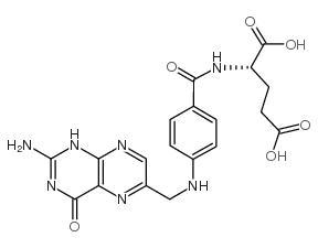 low price folic acid CAS NO.59-30-3