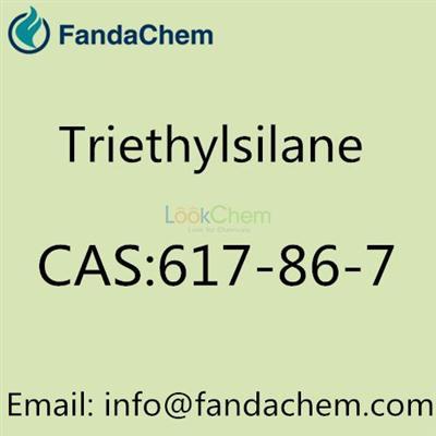 Triethylsilane, CAS NO: 617-86-7