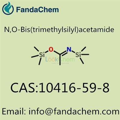 N,O-Bis(trimethylsilyl)acetamide, CAS NO:10416-59-8