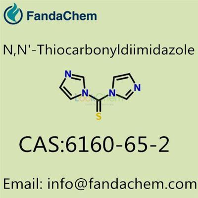 N,N'-Thiocarbonyldiimidazole, CAS NO: 6160-65-2