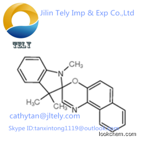 1,3,3-Trimethylindolinonaphthospirooxazine CAS NO.27333-47-7