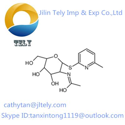 MPT-NAG; 6-Methyl-2-pyridinyl 2-(acetylamino)-2-deoxy-1-thio-beta-D-glucopyranoside CAS NO.149263-94-5