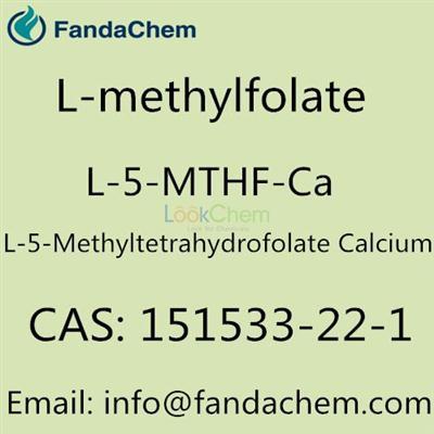 L-5-Methyltetrahydrofolate calcium 99%, cas no:151533-22-1 from Fandachem