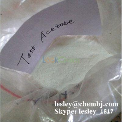 Testosterone Acetate Cycle Steroid Powder with Recipe