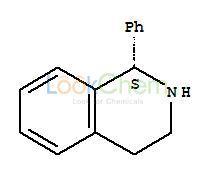 (1S)-1-Phenyl-1,2,3,4-tetrahydroisoquinoline Manufacturer/High quality/Best price/In stock