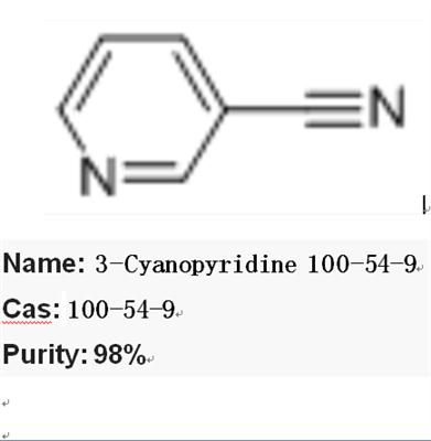 China 3-Cyanopyridine 100-54-9  manufacturers