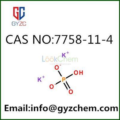Dipotassium hydrogenphosphate, CAS NO: 7758-11-4