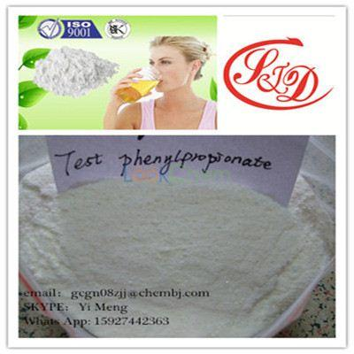 98% min Steroid Hormone Testosterone Phenylpropionate for Muscle Building
