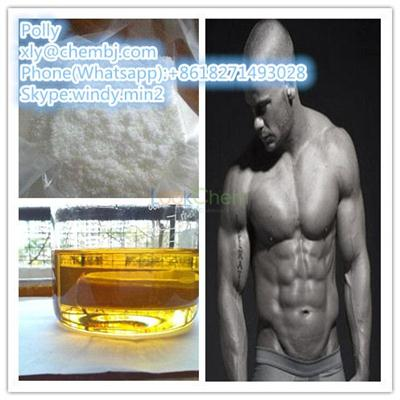 China Supply Injectable Raw Hormone Steroid Powder Boldenone Base CAS 846-48-0