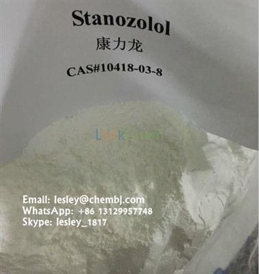Oral Steroid Hormone Powder Stanozolol Winstrol for Muscle Buliding and Loss Fat
