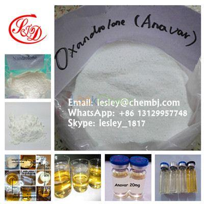 Healthy Steroid Powder Oxandrolone Anavar for Fat Burning