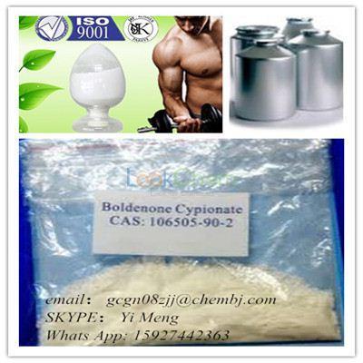 99% Bodybuilding Powder Boldenone Cypionate with high purity