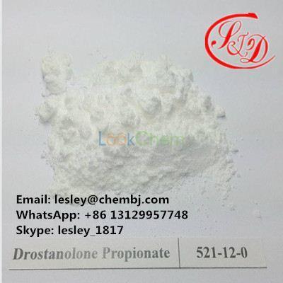 Anabolic Steroid Powder Drostanolone Propionate (Masteron)  CAS 521-12-0