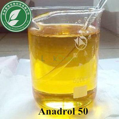 Injectable and Oral strongly steroid hormone Anadrol 50 for muscle gains