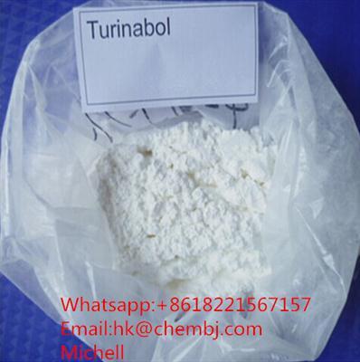 Oral Steroids 4-Chlordehydromethyltestosterone /Turinabol Body Building