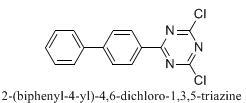 2-(4-Biphenylyl)-4,6-dichloro-1,3,5-triazine(10202-45-6)
