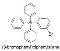 (3-Bromophenyl)triphenylsilane(185626-73-7)